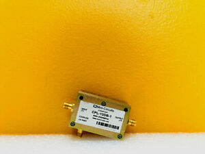 Mini circuits Cpl 13db 1 800 To 2000 Mhz Sma f f f Coaxial Directional Coupler