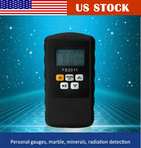 Nuclear Radiation Monitor Meter Smart Geiger Counter Y Xray Radiation Detector