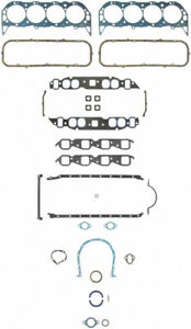 Fel pro 2805 Engine Gasket Full Set Car Track Parts Fits Big Block Chevy