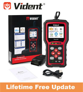 Us Vident Ieasy320 Obd2 Scanner Obdii Can Diagnostic Code Reader Auto Scan Tool
