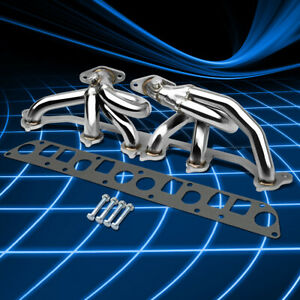 Fit Jeep Wrangler 00 06 4 0l Stainless Steel Performance Header Manifold Exhaust