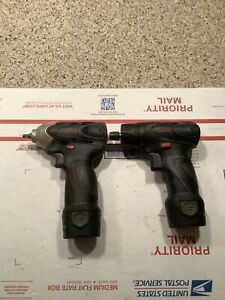 Matco Cordless Hex Screwdriver 10 8v And 1 4 Impact 10 8v