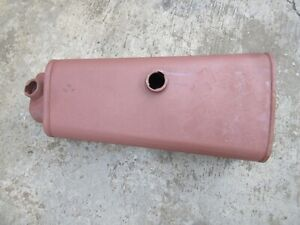John Deere Unstyled Us A Gas Tank Fuel Tank Professionally Cleaned And Sealed