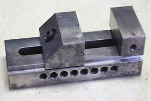 Gibraltar 2 7 8 Inch Tool Makers Vise