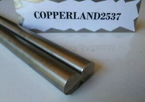 2 Pc 1 2 Diameter X 8 Long 304 Stainless Steel Round Rod 0 50 In Dia