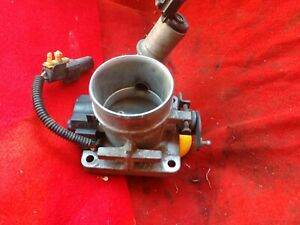 Ford Explorer Gt 40 65mm Throttle Body 5 0l mustang Upgrade pre owned