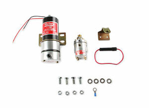 Mallory 29209 Mallory Model 140 Fuel Pump With Non Bypass Regulator
