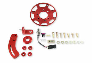 Msd 86101 Msd Chevy Small Block Hall effect Crank Trigger Kit
