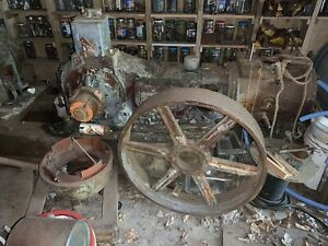Vintage Antique Worthington Water Pump Hit Miss Steam Engine 6x7 L 51307