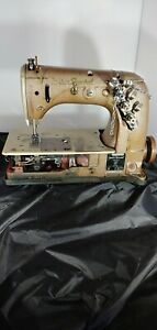 Union Special 51200by Chainstitch Top Feed Industrial Sewing Machine