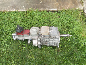 1986 2004 Ford Mustang 5 0l Tremec Tko 600 Transmission World Class T 5 T5z 3550