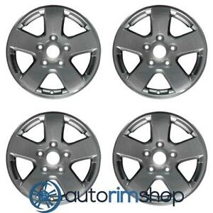 Dodge Ram 1500 2009 2012 17 Oem Wheels Rims Full Set