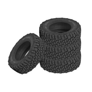 4 X New Dick Cepek Extreme Country Lt295 70r17 10 Tires