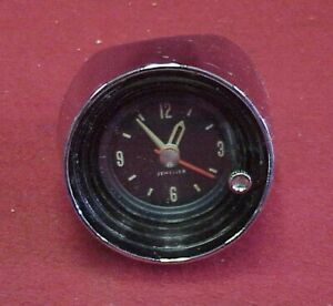 Nice Original 1965 65 Pontiac Clock Bonneville Catalina Grand Prix
