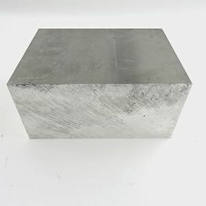 3 5 Thick 6061 Aluminum Plate 5 75 X 7 Long Solid Flat Stock Sku 137285
