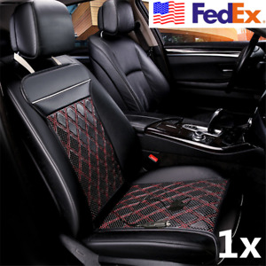 Universal 12v Electric Car Seat Heater Cushion Warmer Heating Vest Pad Switch Us