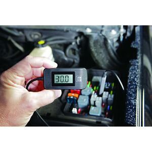 30 Amp Automotive Fuse Circuit Tester Test Circuits At The Fuse Box