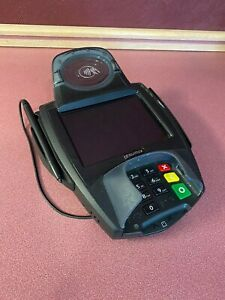 Equinox L5300 Credit Card Terminal With Stylus And Power Supply Used