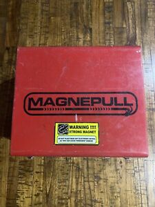 Magnepull Xp1000lc Magnetic Cable Puller Wire Fishing System Steel Carrying Case