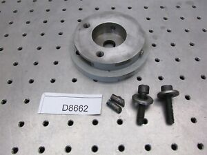 Clausing 12 Lathe Adapter To Use South Bend Lathe Milling Attachment D8662