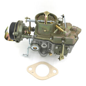 Autolite 1100 Carburetor Fits Ford 63 68 Mustang Falcon 6 Cyl 170 200 Ci Engines