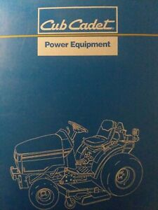 Cub Cadet Compact Tractor 3 point Mount 72 84 483 484 Rotary Mower Parts Manual