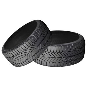 2 X New Bf Goodrich G Force Comp 2 A S 305 35zr20 104y Tires