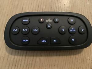 Gm Rear Wireless Dvd Remote Control Part 23432161 Suburban Escalade Yukon Tahoe