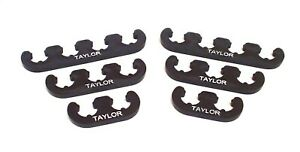 Taylor Cable 42809 Spark Plug Wire Separator Black 10 4 Mm 409 Stainless Steel