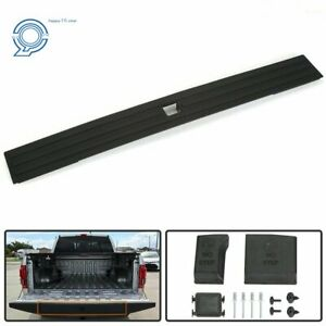 Tailgate Cap Flexible Flex Step Pad Molding Trim Fit For 2015 2020 Ford F150