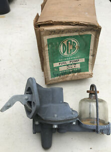 39 54 Studebaker Champion Fuel Pump No 527