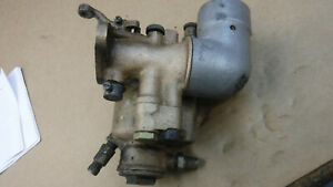 Model T Ford Schebler Carburetor Mt 4960
