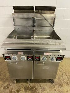 Keating Pasta Cooker Auto Fill Natural Gas 115 Volts 1 Phase Tested