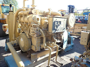 Caterpillar 3508b Turbo Diesel Engine Power Unit 3508 Cb 3508e 777 Truck Cat
