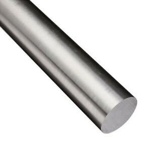 3 Solid Round 8 316 Stainless Steel Rod Billet Lathe Stock Mill Marine 316l