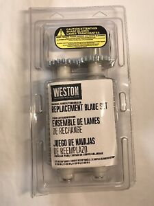 Weston Meat Cuber tenderizer Replacement Blade Set Model 07 3103 w