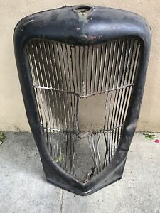 1935 Ford Pickup Truck Grille Shell Original