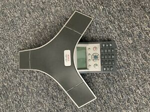 Cisco Cp 7937g Polycom Technology Ip Conference Station Voip Phone