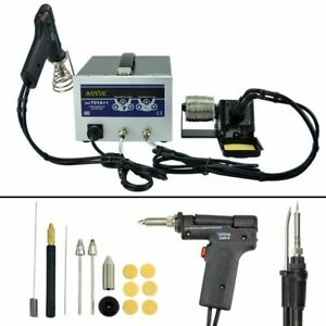 Aoyue 701a All Digital Dual Function Soldering And De soldering Station New