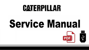 Cat Caterpillar D5g Track type Tractor Fdw Service Repair Manual In Usb