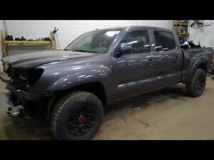 2014 Tacoma Left Driver Side Rear Door Assembly Color Charcoal 1g3