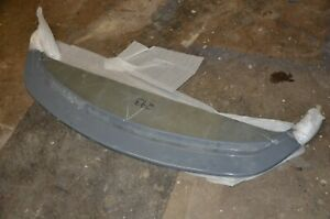 Gt Racing Porsche 944 Turbo Fiberglass Front Splitter Part 293