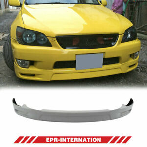 Tms Style Frp Unpainted For Lexus 98 05 Is200 Rs200 Xe10 Altezza Front Lip Kit