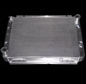 Kks 3 Row Aluminum Radiator For 1960 1963 Ford Galaxie 500xl Galaxie Base V8