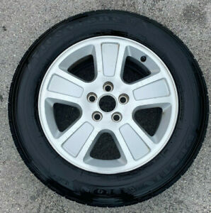 2008 2011 Ford Crown Victoria Lx 17 Oem Wheel Rim Silver With Tire 225 60r17