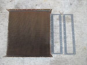Radiator Core John Deere Styled G Without Water Pump New With Gaskets