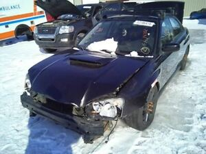 04 04 Subaru Impreza Engine Brain Box E295267