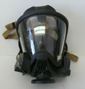 Msa Scba Ultra Elite Full Face Mask Respirator Firehawk Size Medium 2