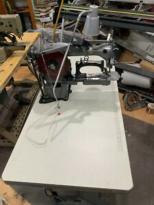 Industrial Singer Professional Refurb Commercial Sewing Machine W clutch Motor