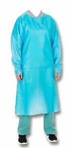 5000 Blue Medical Dental Level 3 Isolation Cpe Gown Regular Size Gowns